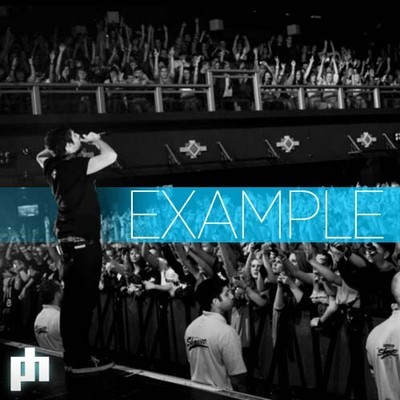 Example - Changed The Way You Kiss Me (Mensah Remix)