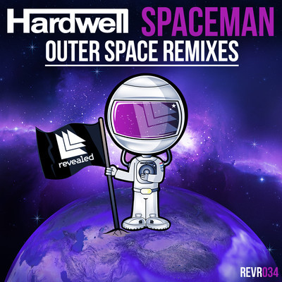 Hardwell-Spaceman (Down The Fish Remix)