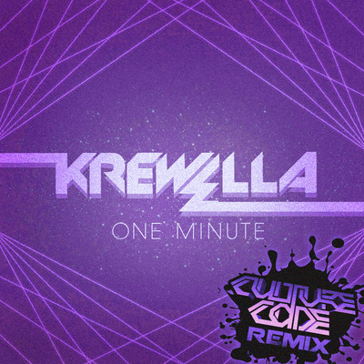 Krewella-One Minute (Culture Code Remix)