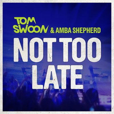 Tom Swoon (Feat Amba Shepherd) - Not Too Late (Bassnectar & PatrickReza Remix)